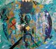김동선 / Untitled / 2270mm x 1820mm / 혼합재료, 캔버스 / 2000